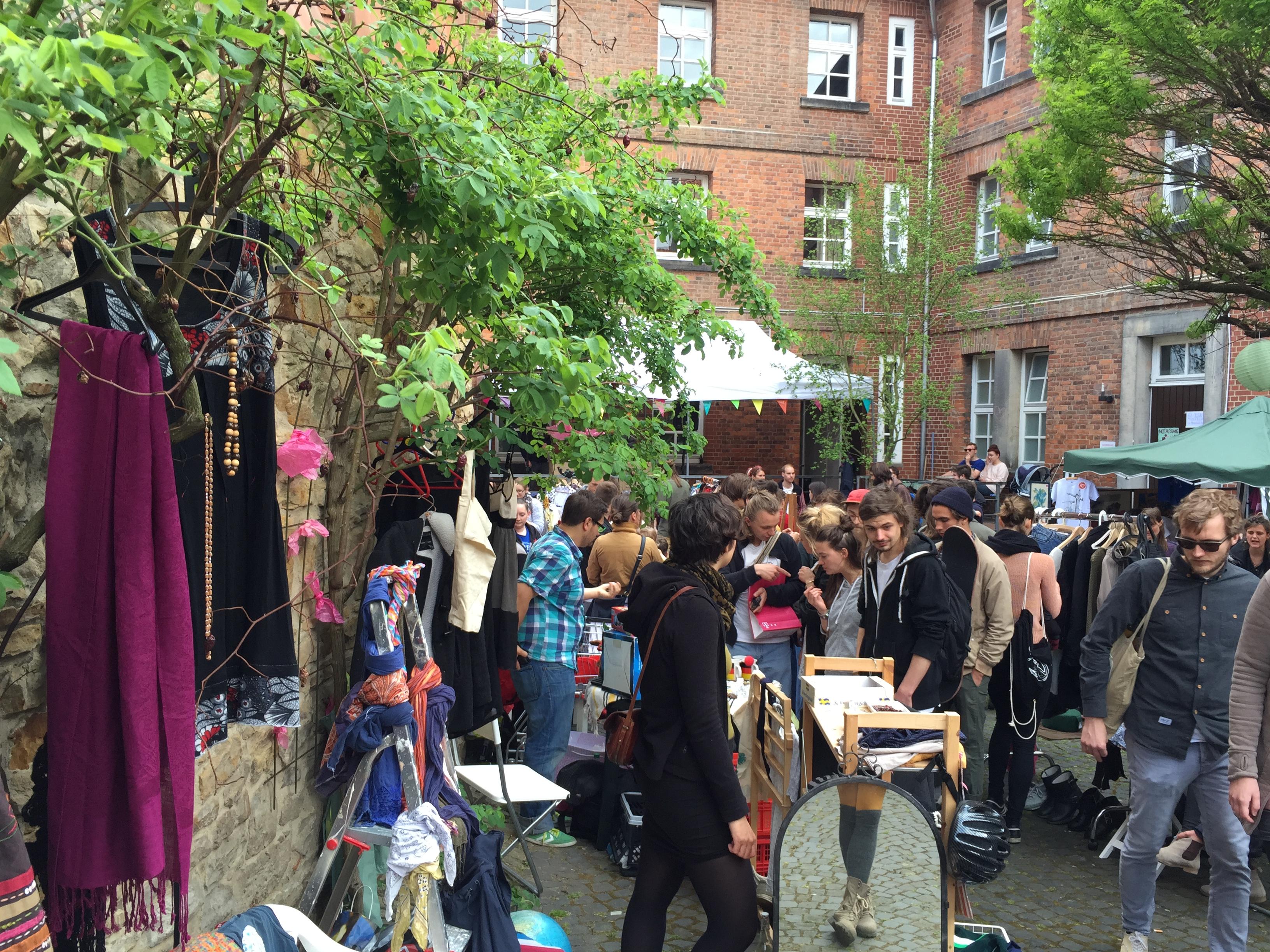 Kulturflohmarkt